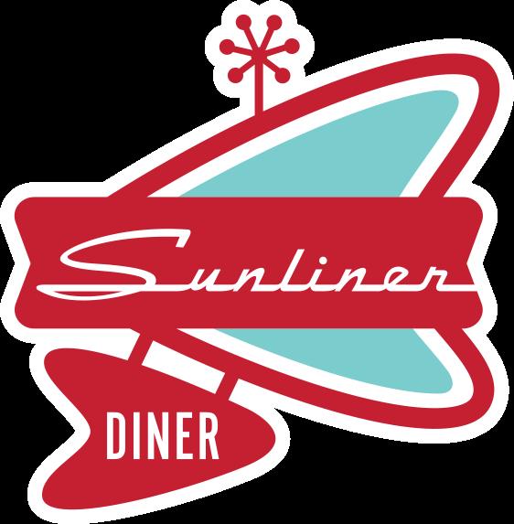 Sunliner Diner Logo
